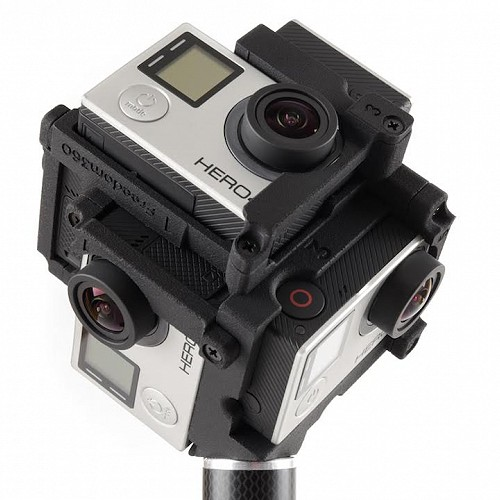 GoPro Freedom360 Rig (Third Party)