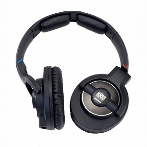 KRK KNS-6400 Headphones & Cable