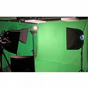 Green Screen and goal posts
