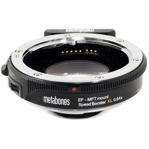 METABONES CANON EF TO MFT SPEED BOOSTER 0.64X