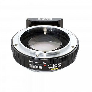 Metabones Canon EF Lens to Sony E-Mount T Speed Booster ULTRA 0.71x