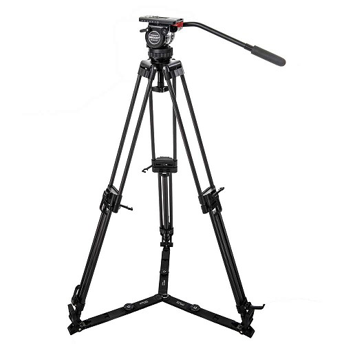 Secced Reach Plus 4 Carbon Fiber Tripod